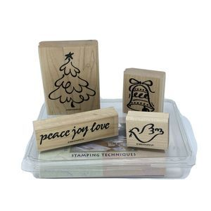 Stampin' Up Stamp Set Christmas